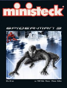 ministeck spiderman