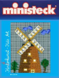 Ministeck Kinderkunst Windmolen