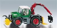 siku farmer fendt xylon bosbouwtractor
