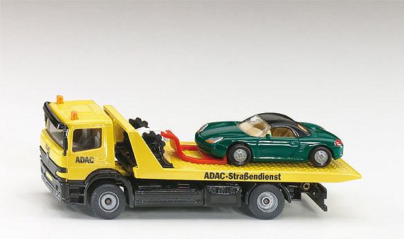 SIKU Mercedes ADAC Afsleepwagen