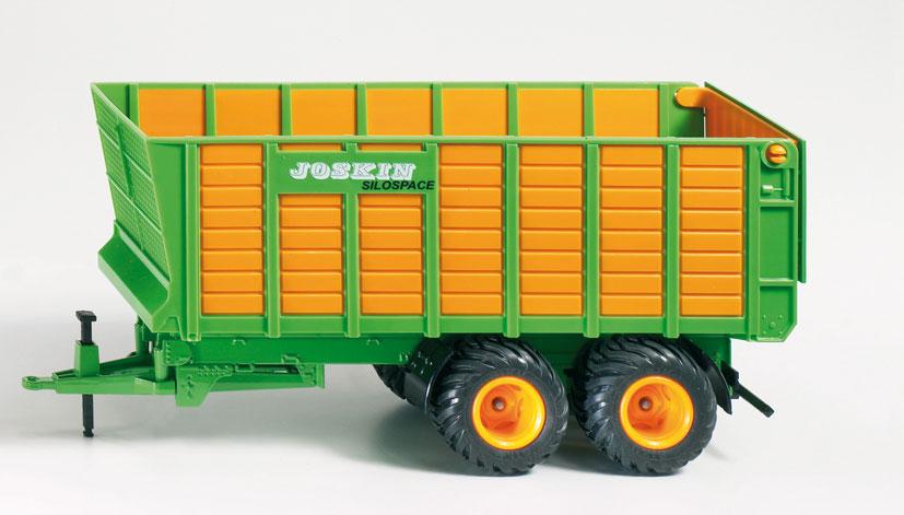 siku farmer joskin silospace silagewagen