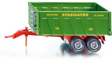 SIKU Farmer Brantner Stabilator Kiepwagen