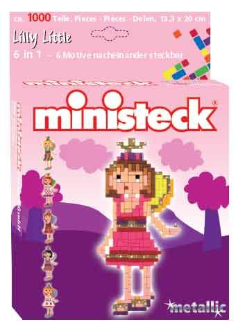Ministeck Lilly Little Metallic