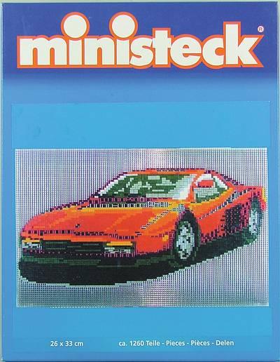 Ministeck Ferrari metallic