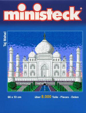 Ministeck Taj Mahal