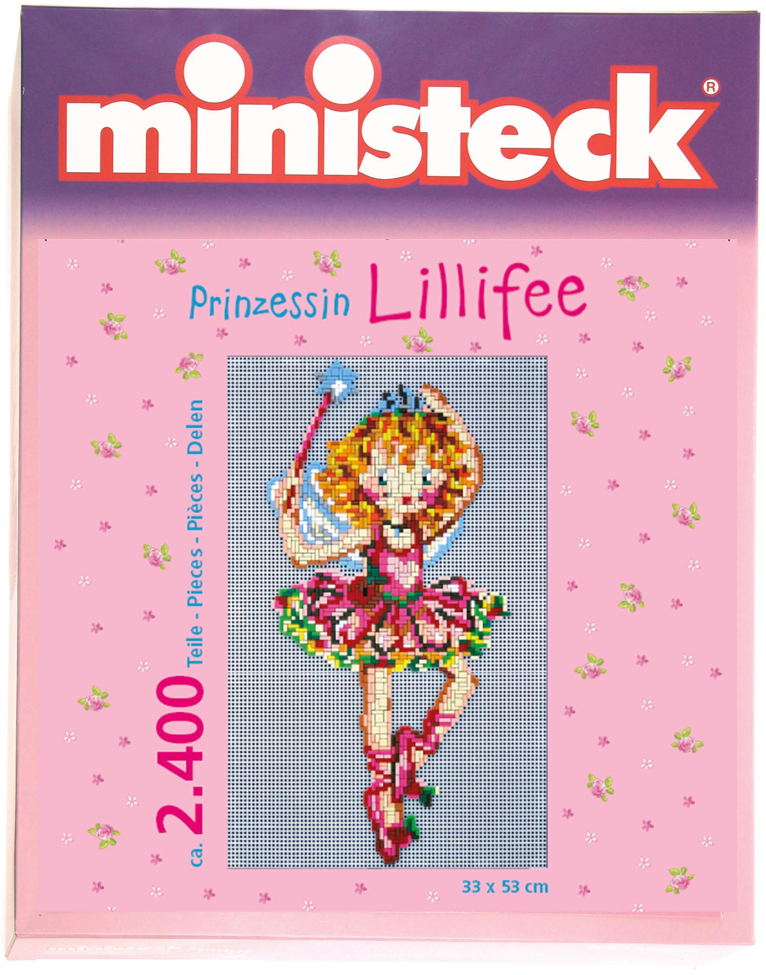 Ministeck Lillifee Dansend