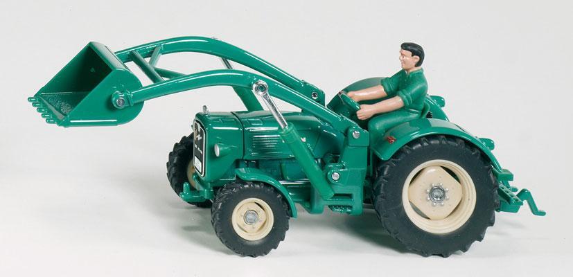 SIKU Farmer Classic MAN 4R3 met frontlader