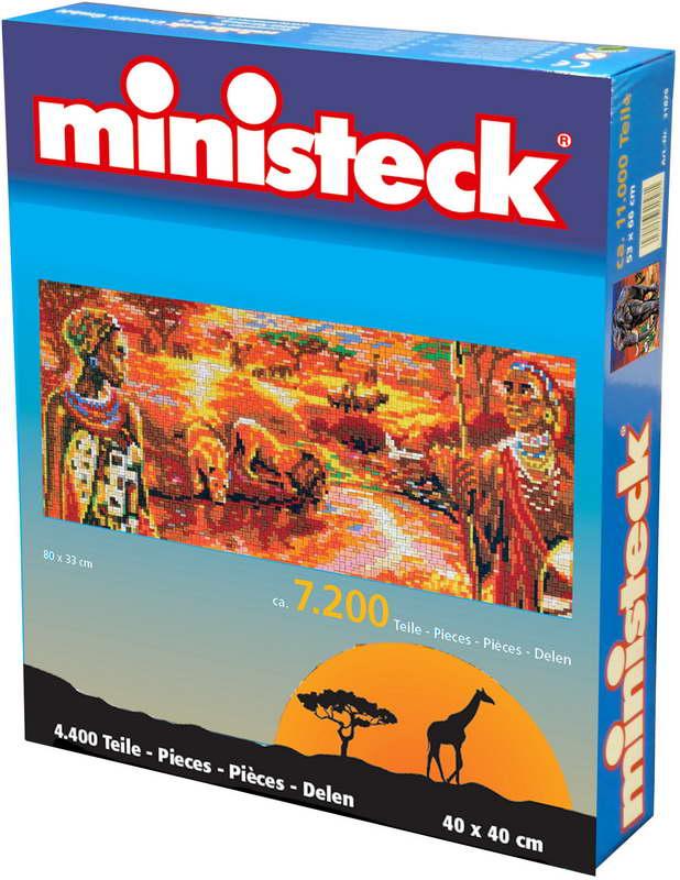Ministeck Serengeti 7200 delig