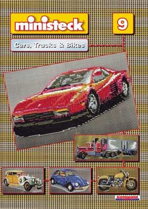 Voorbeeldboekje 09 Auto's, Trucks en Motoren