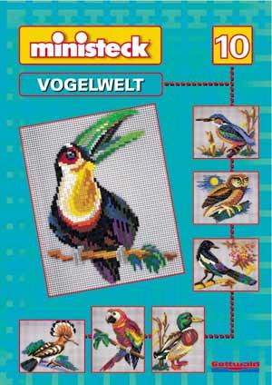 Voorbeeldboekje 10 Vogels