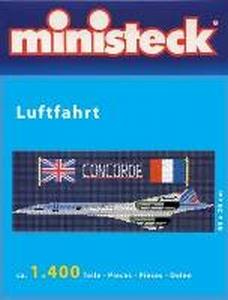 Ministeck Vliegtuig Concorde