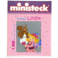 Ministeck Lillifee met eekhoorn