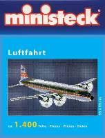 Ministeck Vliegtuig